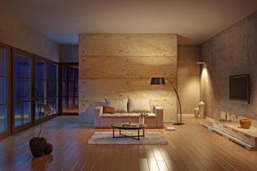 Verlichting voor je eerste huis kopen